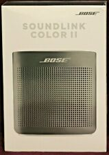 BOSE SOUND LINK COLOR 2 (Soft Black) Portable Speaker UNOPENED