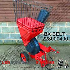 Countax Westwood Cippatrice Trituratore Cinghia di trasmissione 228000400 bx67 del giorno successivo
