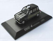 Renault 4 Parisienne 1964 - Universal Hobbies 1/43