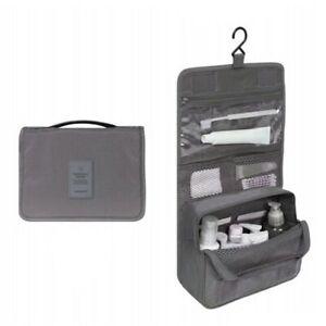 Women High Capacity Makeup Bag Travel Cosmetic Waterproof Toiletries Storage Bag