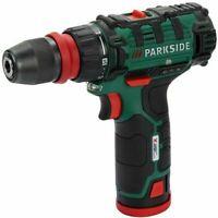 PARKSIDE® Akku Bohrschrauber PBSA 12 D3 Akkuschrauber mit Akku u. Ladegerät
