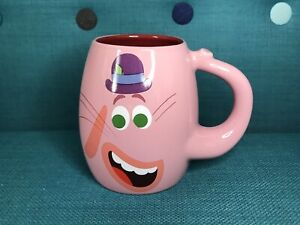 "Disney Inside Out Bing Bong the Elephant pink ""Oh Sugar"" coffee mug - UK seller"