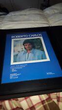 Roberto Carlos Apocalipsis Rare Original Promo Poster Ad Framed!