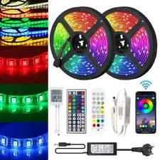 LED Stripe RGB Leiste Streifen 5050 SMD Band Leuchte Leuchte Lichterkette 1m-30m