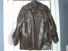 jacket, motorcycle or flight