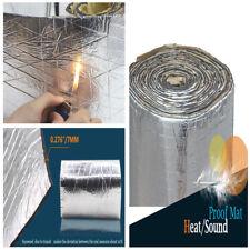 Car Vehicle Door Engine Roof Heat Insulation Deadener Mat Sound Absorb Cotton