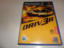 PLAYSTATION 2 PS 2 DRIV 3r