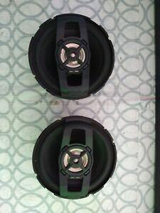 "Old school MB Quart QM 100  4"" Speakers 4 ohm (Used)"