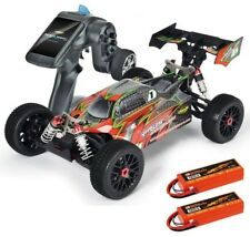 Virus Carson 4.1 4s BRUSHLESS 4wd BUGGY 2.4ghz RTR 1:8 - Set Risparmio 2-Incl. 2x LiPo