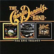 The Epic Trilogy by The Charlie Daniels Band (CD, Sep-2013, 2 Discs, Floating World)