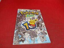 Pokemon Fan 10th Anniversary Special 2006 Issue Mini Book w/ Stickers