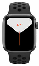Apple Watch Series 5 Nike 40mm Space Gray Alum Case BLK Band  Brand New CELLUAR