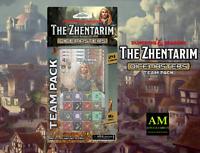 Dungeons & Dragones Dados Master Equipo Pack - The Zhentarim - Inglés - Nuevo /