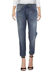 liu jo jeans donna blu denim affusolato taglia it 41 42 w 27 28