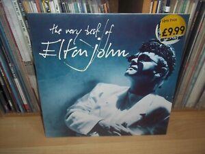 ELTON JOHN The Very Best of UK 1990 ROCKET original 2xLP SEALED / UNOPENED