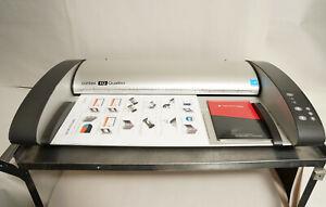 Contex IQ2490 Quattro Color MQ52D scanner w/ PELICAN RUGGED case - Great Shape!