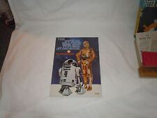 Vintage The STAR WARS STORYBOOK 1978 Full Color Photographs PB Scholastic