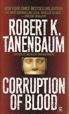 Corruption of Blood by Tanenbaum, Robert K.
