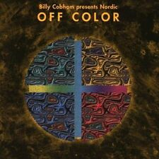 Billy Cobham - Nordic off Colour Audio CD UK Fast