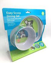 TUM TUM Easy Scoop Children's Dining Set (Scruff)