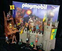3123 Playmobil Kaufhof Exklusiv-Set von 1998 Inhalt 3888 Burgverteiligung & 3887