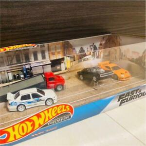 Neuf Mattel Hot Wheels Premium Collecteur Set Fast & Furious 986B-GMH39 2020