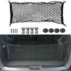 Envelope Style Trunk Cargo Net Storage Organizer Universal Bag Hook for Car Rear  for sale