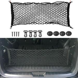 Vobor Car Cargo Net-Universal Kofferraum Elastic Cargo Net Mesh Gep/äckaufbewahrung Pocket Organizer