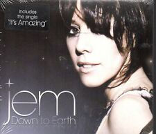 JEM - DOWN TO EARTH - CD (NUOVO SIGILLATO) DIGIPACK