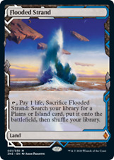 FLOODED STRAND X1 *PRE-SALE* ZENDIKAR RISING EXPEDITION ~NOSTALGIC TREASURES~