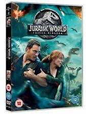 Jurassic World - Fallen Kingdom [DVD] New and sealed