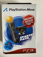Official Playstation 3 Move Motion Controller + Playstation 3 Eye Camera New