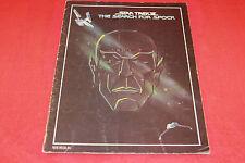 Star Trek 3 - Search For Spock - Movie Special 84-1 Color Program