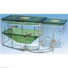 PENN PLAX AQUA NURSERY DIVIDER CIRCULATING HATCHERY TROPICAL BABY FISH TANK
