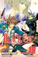 Black Cat Volume 19 (Black Cat (Viz)): As a Sweeper, Kentaro Yabuki, Very Good c