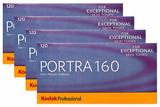 20 Rolls Of Kodak Portra 160 120 Color Negative Film Professional ISO160 12/2019