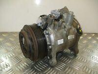 2013 BMW X1 E84 2.0 Diesel XDrive N47D20C. Air Con/Conditioning Pump/Compress...