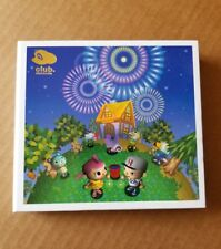 Animal Crossing Club Nintendo Storage Stylus DS Game Case Collector's Item