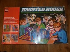 Haunted House Denys Fisher Board Game Vintage 1971 Complete, Made in England