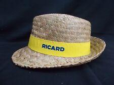 dernier style boutique de sortie grandes marques chapeau ricard en vente - Objets publicitaires | eBay