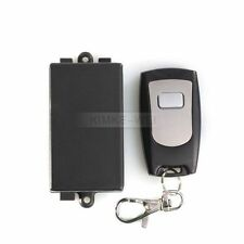 1 Channel 433MHz RF Remote Control Replacement Garage Door Opener Receiver