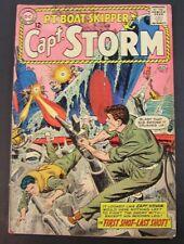 DC Comics CAPT. STORM  #2 VG 1964 (f)