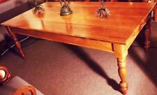 EDELHOLZ TISCH SCHREIBTISCH ESSTISCH WOOD TABLE Biedermeier modern Kunst antik