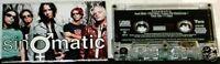 Sinomatic self titled 11 track 2001 CASSETTE TAPE