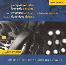 Concertos for Bandoneon & Guitar/ Juan José Mosalini; Leonardo Sanchez CD! NEW!