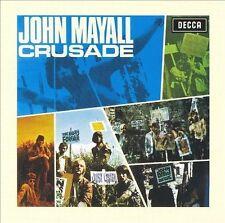 Crusade [Bonus Tracks] by John Mayall/John Mayall & the Bluesbreakers (John Mayall) (CD, Sep-2007, UMVD)