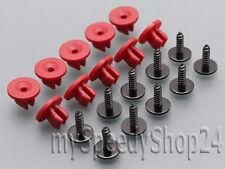 Unterfahrschutz Einbausatz 10 Set Unterboden Repair Kit CLIPS Ford Mondeot