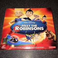 Walt Disney Meet The Robinsons VCD