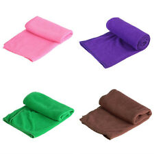 Soft Fast Dry Pet Puppy Dog Cat Microfiber Bath Towel Water Absorption Popular