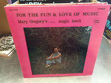 Mary Gregory's Magic Touch For the Fun & Love of Music vinyl LP Star Trek PRIVAT